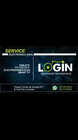 Service Electronica gral