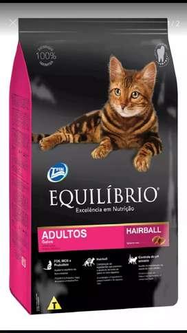 EQUILIBRIO GATO ADULTO X 7.5 KLS