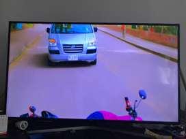 """Se vende tv samsung 55"""" como nuevo negociable"""