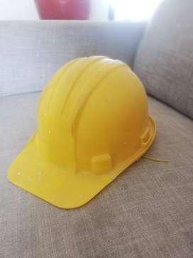 casco de constructor