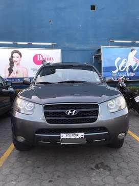 Flamante Hyundai Santa Fe 2009 3 filas