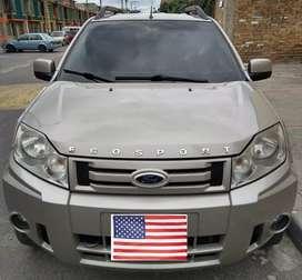 Vendo Ford ecosport 2011