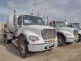 Vendo Mixer Chasis Freightliner Año 2013