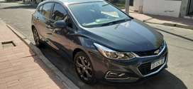 VENDO - PERMUTO CHEVROLET CRUZE LT IMPECABLE