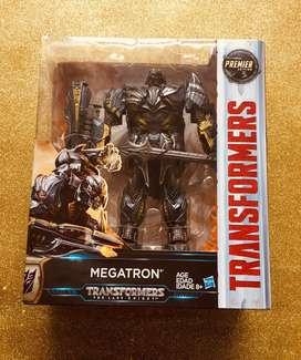 Transformers Megatron deluxe hasbro . figura con finos acabados