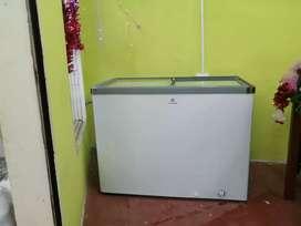 Congelador para heladod