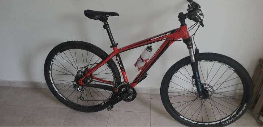 Bicicleta specialized rockhooper rin 29 0