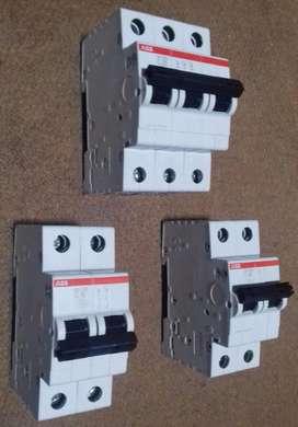 Llaves Interruptores Abb En Oferta Riel Din Sh200