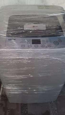 Lavadora LG de 18 libras con 3 meses de garantía acarreo gratis