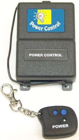 Power control receptora inalambrica thunder