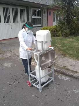 Lavamanos Portátil