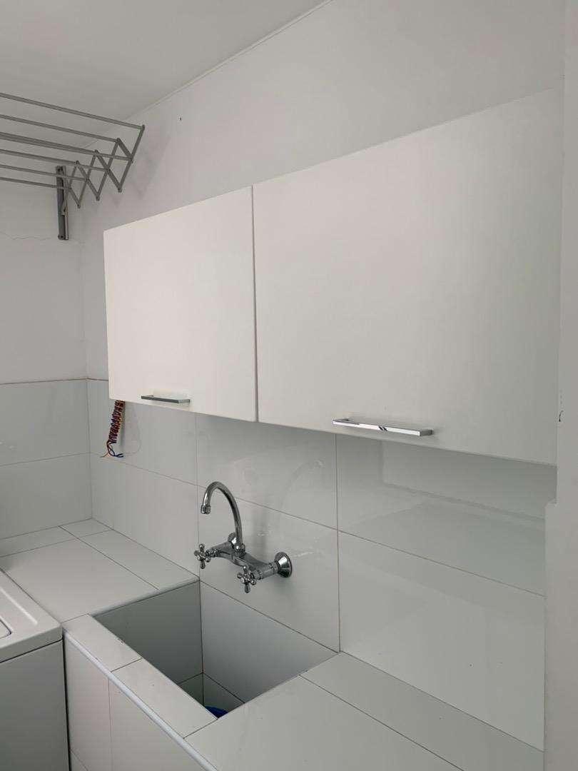 Mueble alto multifuncional cocina / lavanderia 0