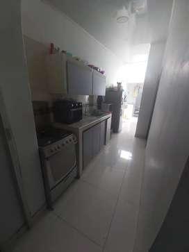 Arriendo apartamento con aire acondicionado