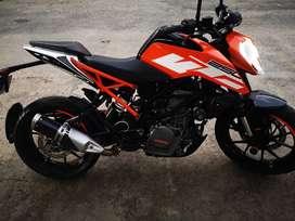 KTM DUKE 250 NG