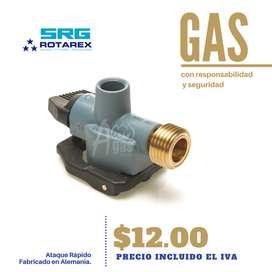 Conexión alemán centralita instalación gas