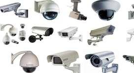 Servicio de instalación de cámaras de seguridad CCTV desde 500.000