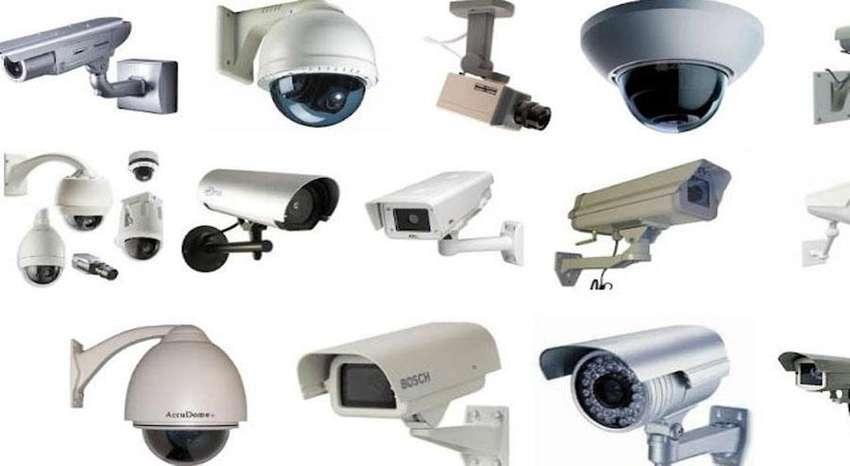 Servicio de instalación de cámaras de seguridad CCTV desde 500.000 0