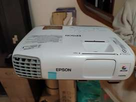 Proyector video beam Epson Power Lite S27