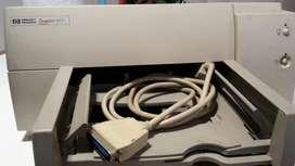 Impresora Hp 692c en Funcionamiento .