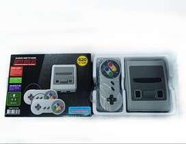 Mini Consola Retro De 620 Games