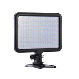 Video Kit 204 LED Fotogafia Bateria Recargable / Impoluz