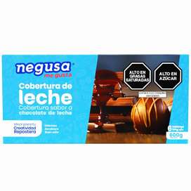 Cobertura Chocolate Negusa 600gr