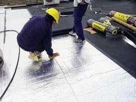 Empresa de Impermeabilización, Pintura y Construcción