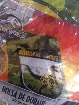 Bolsa de Dormir Jurassic World Dinosauri
