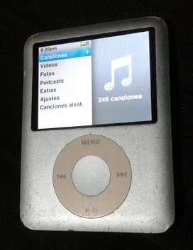 Ipod Nano 3ra Generacion 8gb Original Apple