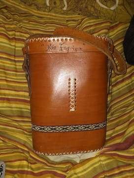 Bolso de Cuero Original Matero