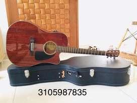 Guitarra electroacustica cd60sce all mahogany