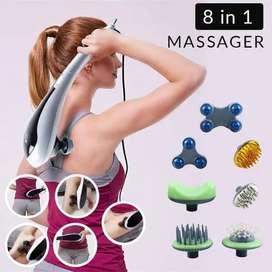 Masajeador Corporal 8 En 1 Magic Massager