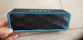 Parlante Bluetooth Speaker Nuevo