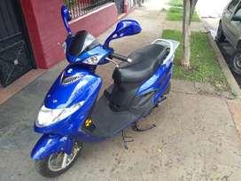 Scooter Suzuki an125
