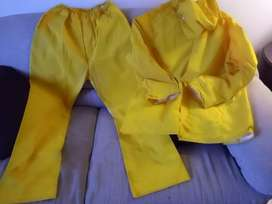 Vendo equipo impermeable . Talle M