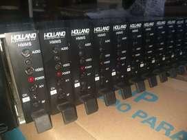 Mini moduladores cabecera TV