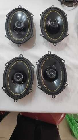 Sistema completo de audio para vehículo