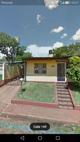 Vendo casa en itaembe mini barrio Eva Perón