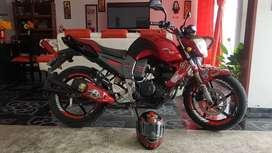 Se vende moto fz modelo 2010 en perfecto estado