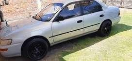 Vendo auto corolla del 1997 en 6000 negociable