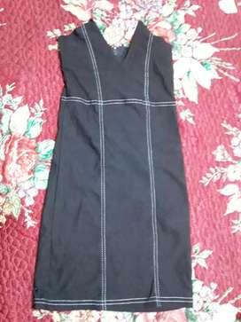 Vestido nuevo de bengalina