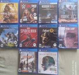Juegos nuevos PS4 22/09/2020