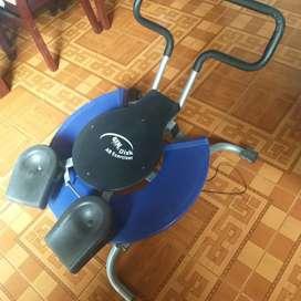 Gym maquina (para hacer abdominales)