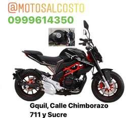 Moto Pegasso Freedom 200cc