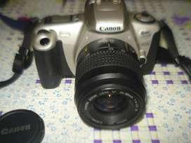 Camara Fotografica CANON Rebel 2000 Analogica Con Lente ef 35 80mm Estad