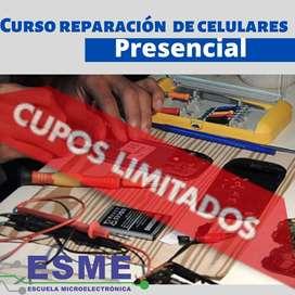 Reparación de Celulares Clases presenciales