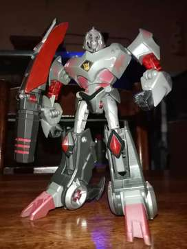 Vendo transformers megatron animated