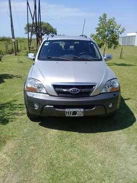 Vendo Kia Sorento Modelo 2009 4x4