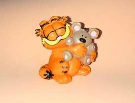 Figuras Garfield antiguas