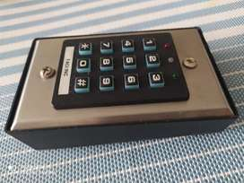 Control de acceso  FACINIC numérico de 6 díg